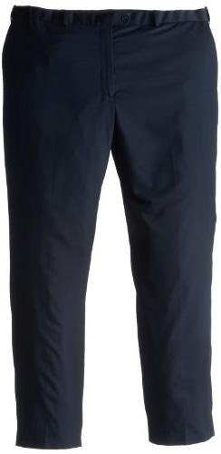 Savane Men's Big Select Edition Flat Front Dress Pant, Total