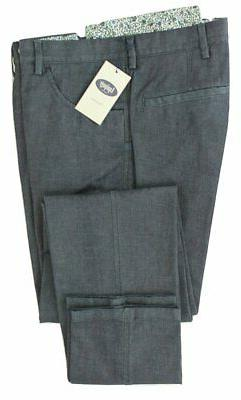 Equipage - Dark Tailored Denim Pants, Size 26, 28 and 42, Ma