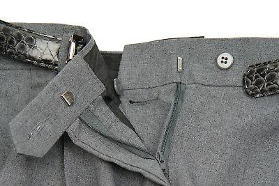 Mens Trousers W/ Belt 44 to 70