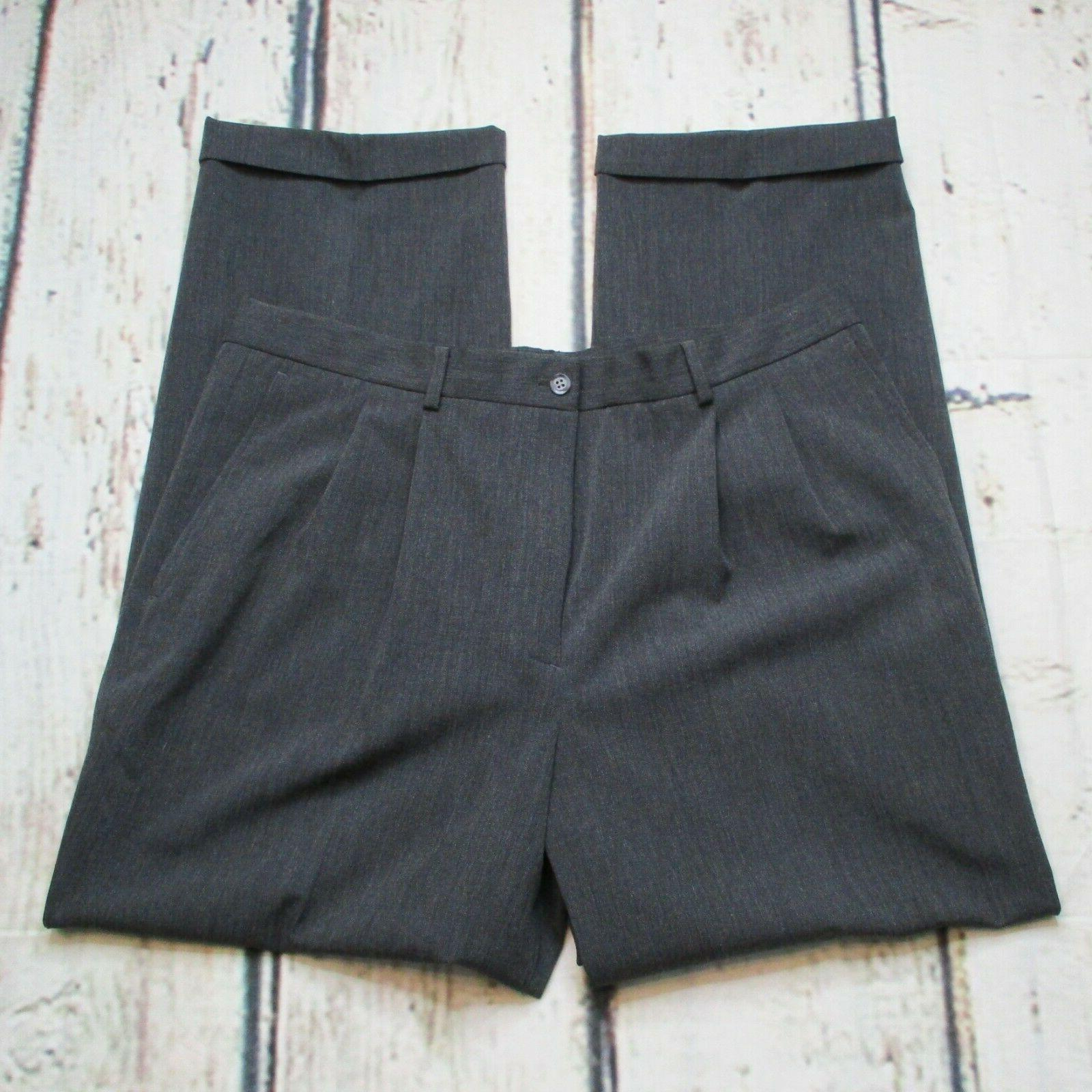Claiborne Mens Size 38x30 Pleated and Pants