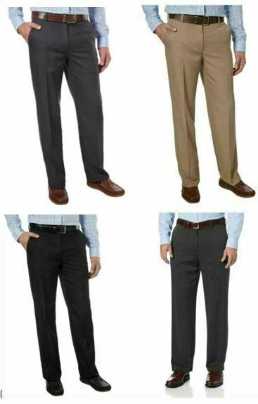 nwt mens dress pant performance stretch stretch