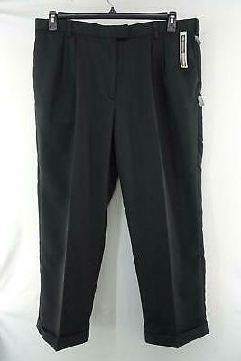 NWT Relaxed Black Chino Golf Dress