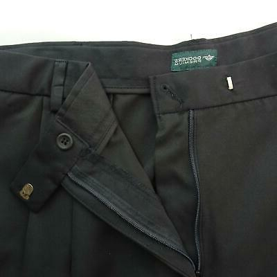 NWT Mens Relaxed Fit Golf Dress Pants 42 X