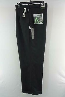 nwt mens premium relaxed fit black chino