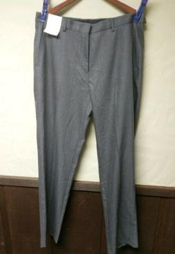 Mens Calvin Klein Medium Gray Solid classic relaxed  Fit Dre