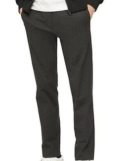 Calvin Klein Mens Pants Gray Size XL Dress Slim Fit Tapered