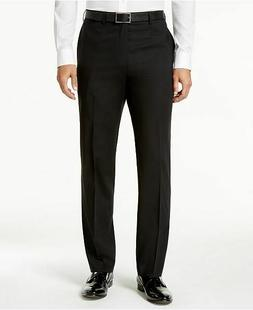 NEW Perry Ellis No Iron Travel Luxe Dress Pants Mens 40 x 30
