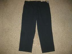 NWT Dockers Flat Front Relaxed Fit Men's Pants 40 x 30 Casua