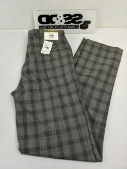 NWT Rendezvous by BALLIN Flat Front Dress Pants Mens Size 34