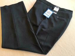 HAGGAR Travel Performance Suit Pant Pinstripe Tailored Fit 4